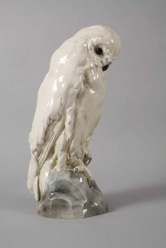 "Heubach Lichte great ""snow owl"" - photo 2"