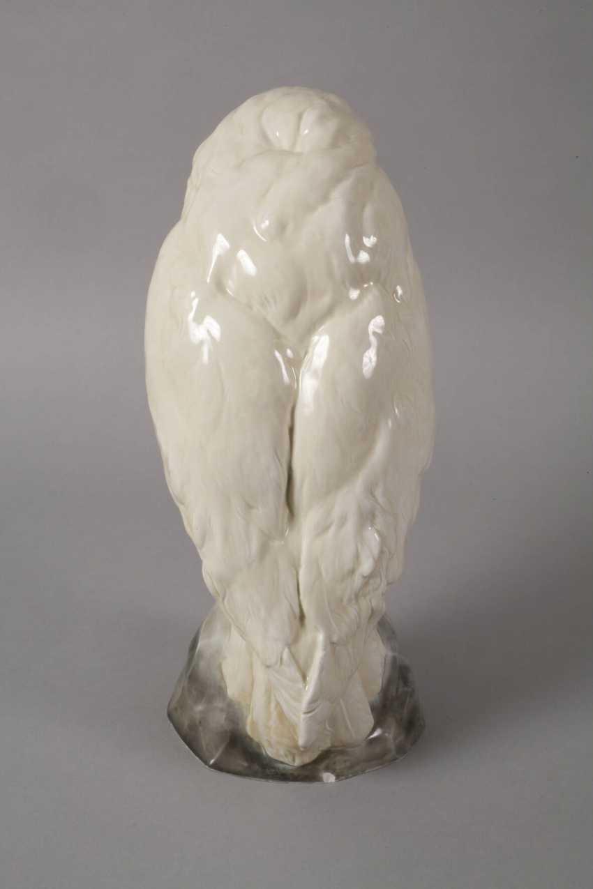 "Heubach Lichte great ""snow owl"" - photo 3"