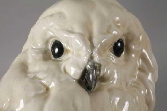 "Heubach Lichte great ""snow owl"" - photo 4"