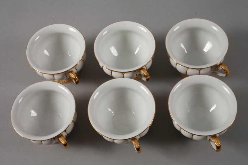 """Meissen Coffee Service """"X-Form"""" - photo 9"""