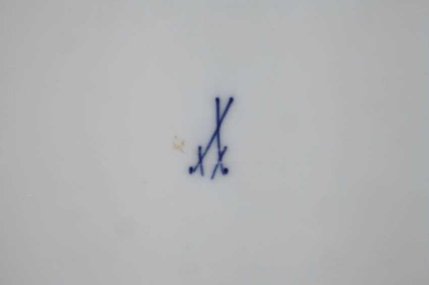 "Meissen Breakthrough Plate ""Flower 3"" - photo 2"
