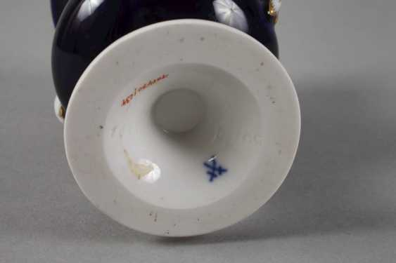 "Meissen small crater vase ""Amsterdam style"" - photo 3"