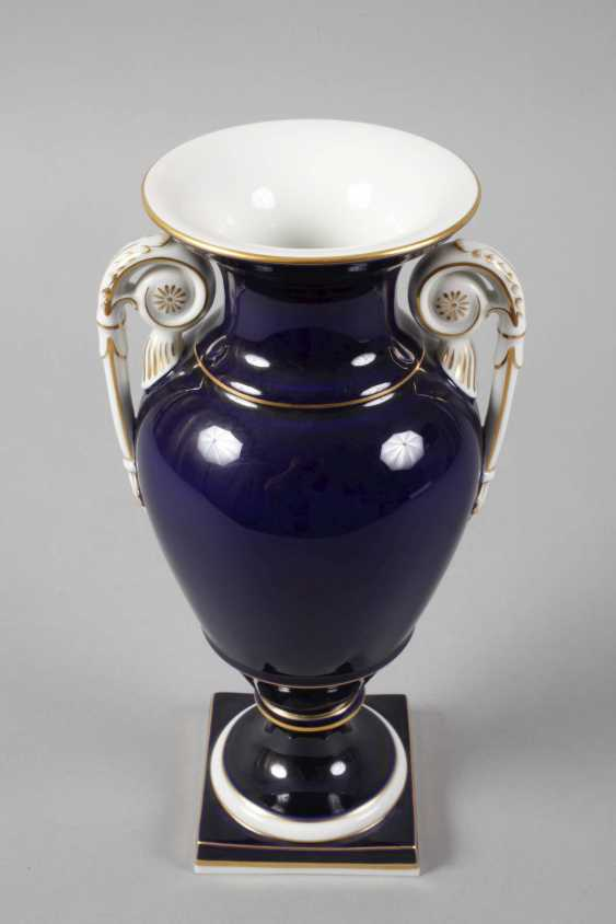 "Meissen Amphorae Vase ""Amsterdam Style"" - photo 2"