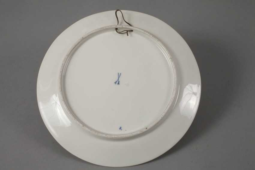 """Meissen View Plate """"King Stone"""" - photo 3"""