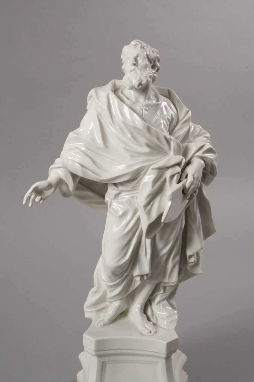 """Meissen """"The Apostle Matthias"""" - photo 2"""