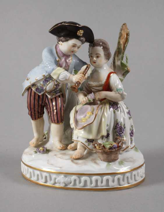 "Meissen ""Winemaker Of Children"" - photo 1"