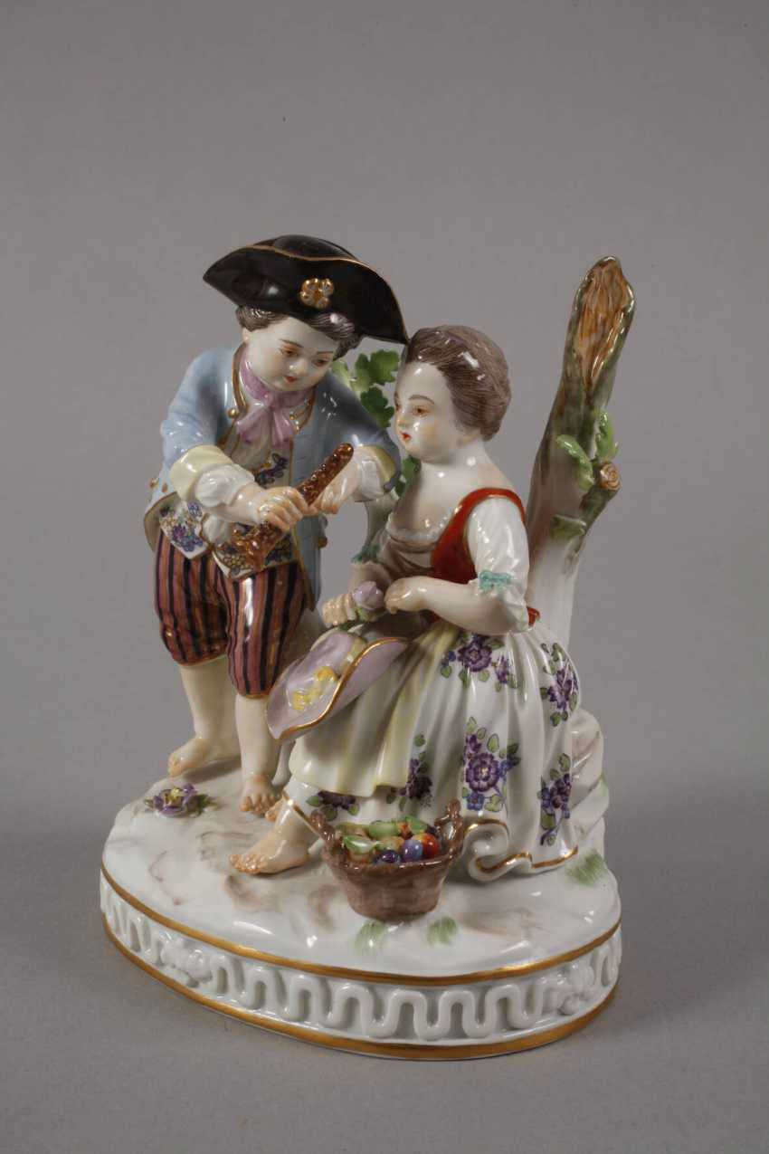 "Meissen ""Winemaker Of Children"" - photo 2"