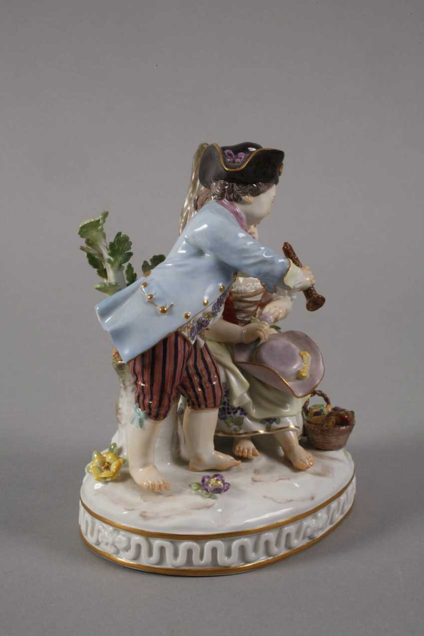 "Meissen ""Winemaker Of Children"" - photo 3"