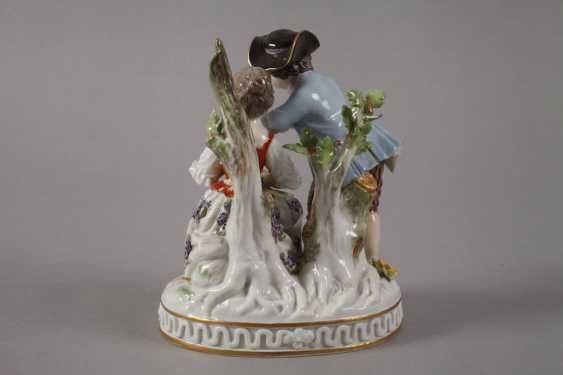 "Meissen ""Winemaker Of Children"" - photo 4"