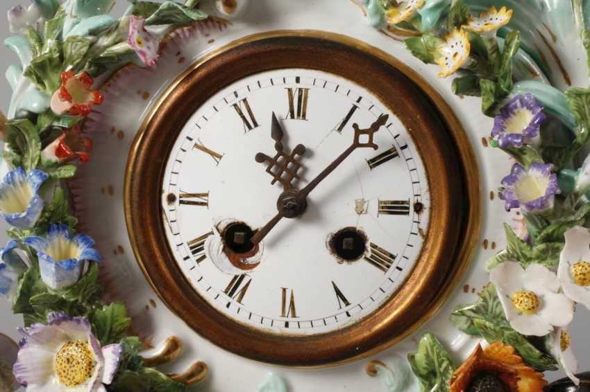 "Meissen ""watch case with gardener figures"" - photo 2"