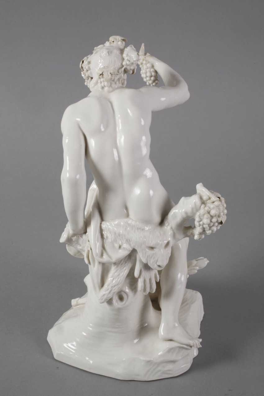 Nymphenburg Bacchus as an allegory of autumn - photo 4