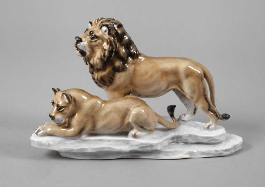 """Rosenthal """"Little Lion Group"""" - photo 1"""
