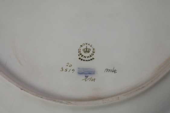 "Royal Copenhagen Platte ""Flora Danica"" in Karton - photo 4"