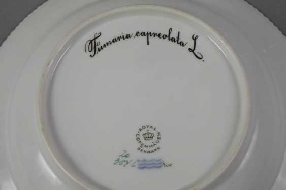 """Royal Copenhagen Suppenteller """"Flora Danica"""" - photo 3"""