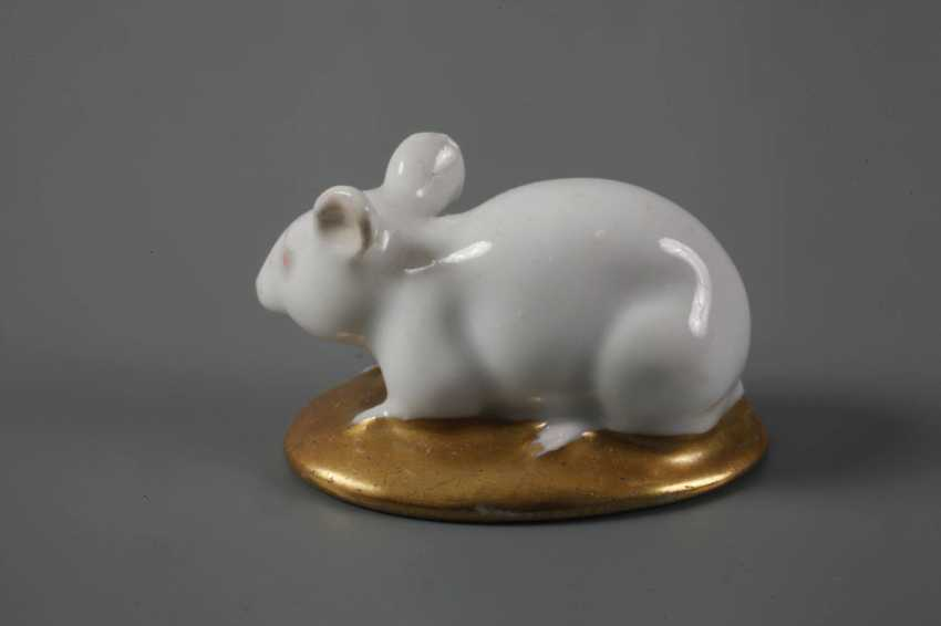 Karl Ens Volkstedt Miniature Mouse - photo 2