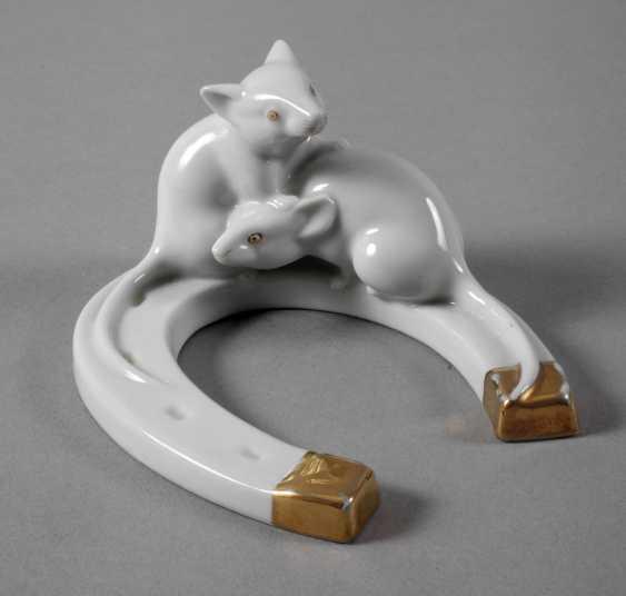 """Fraureuth """"mice on horseshoe"""" - photo 1"""