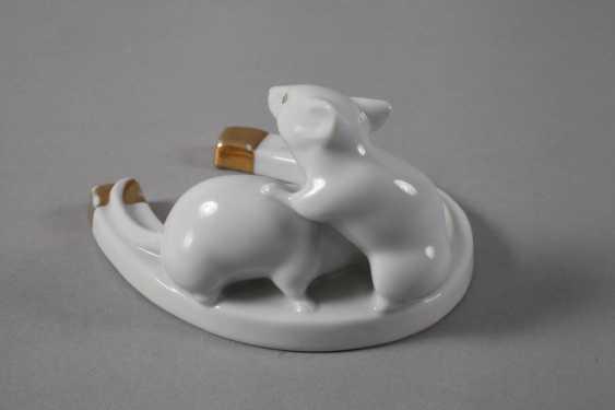 """Fraureuth """"mice on horseshoe"""" - photo 2"""