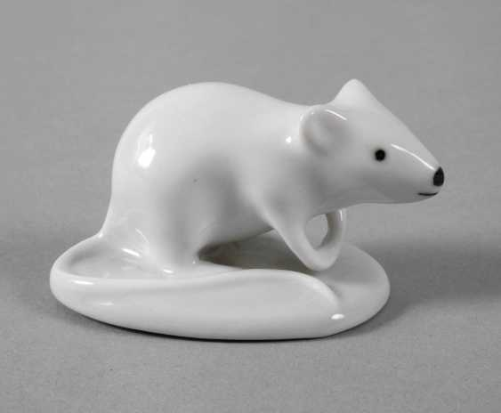 Royal Dux Bohemia Mouse - photo 1