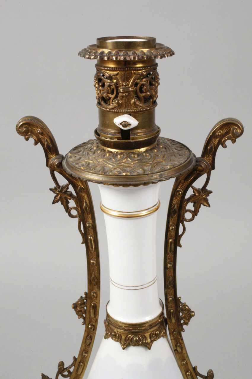 Great lamp with cupids - photo 3