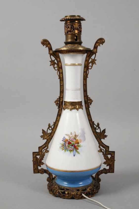 Great lamp with cupids - photo 5