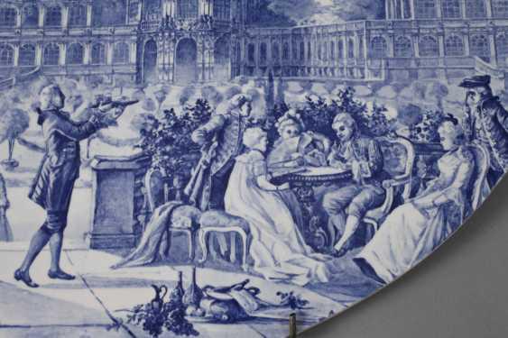 Ceramic Plate, Dresdner Zwinger - photo 3