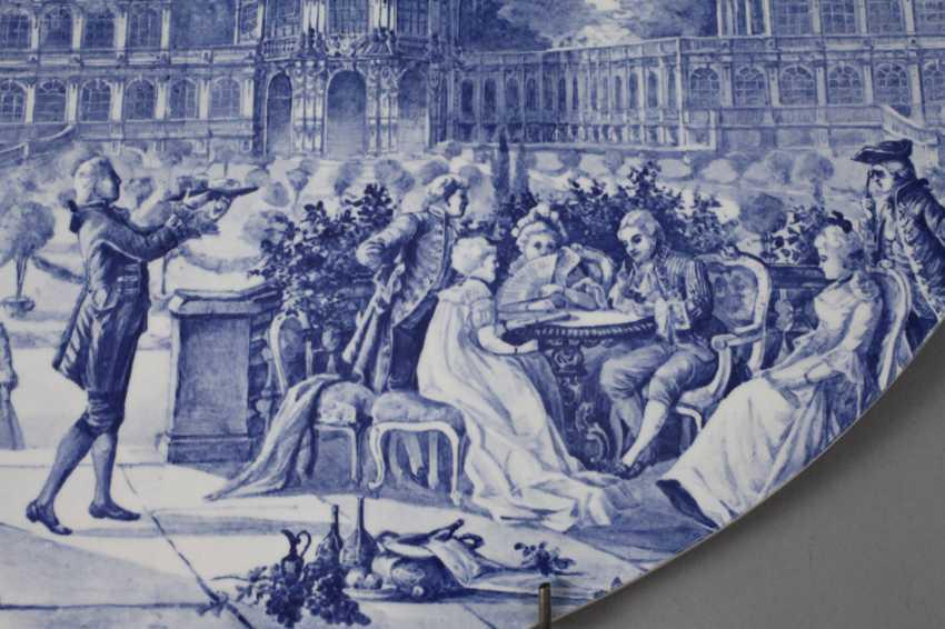 Керамические Плиты Дворца Цвингер - фото 3