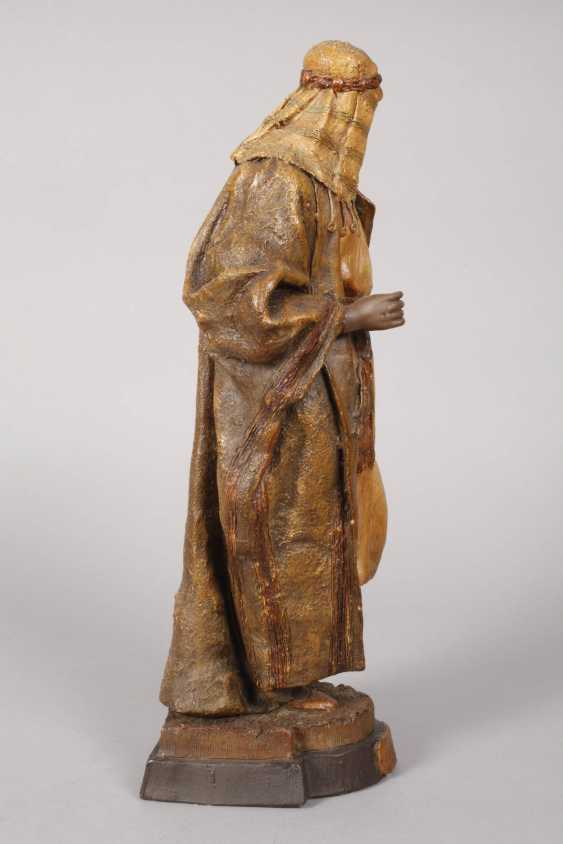 Goldscheider Of Vienna, Egyptian Warrior - photo 7