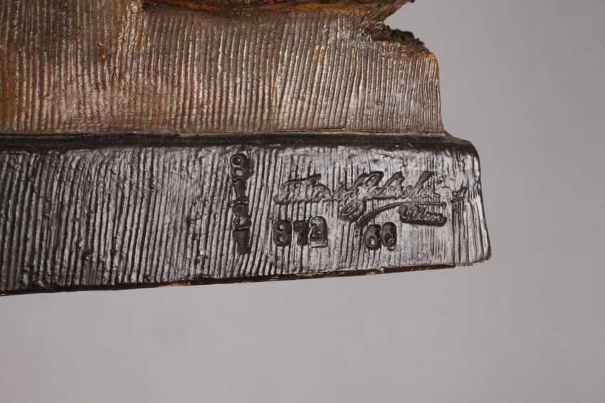 Goldscheider Of Vienna, Egyptian Warrior - photo 1
