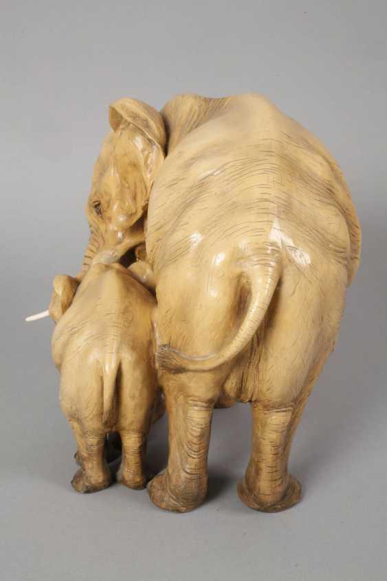 Слоны пара - фото 3
