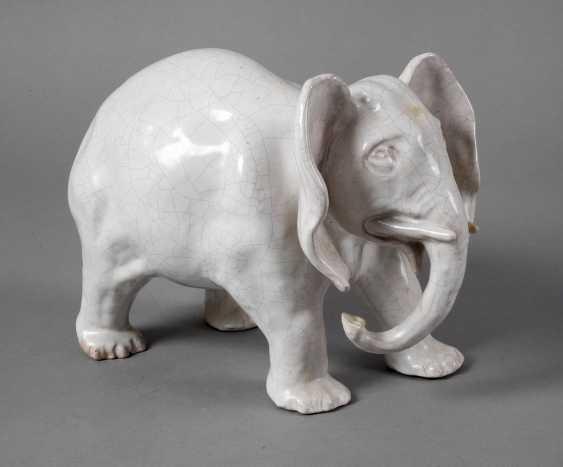 African Elephant - photo 1