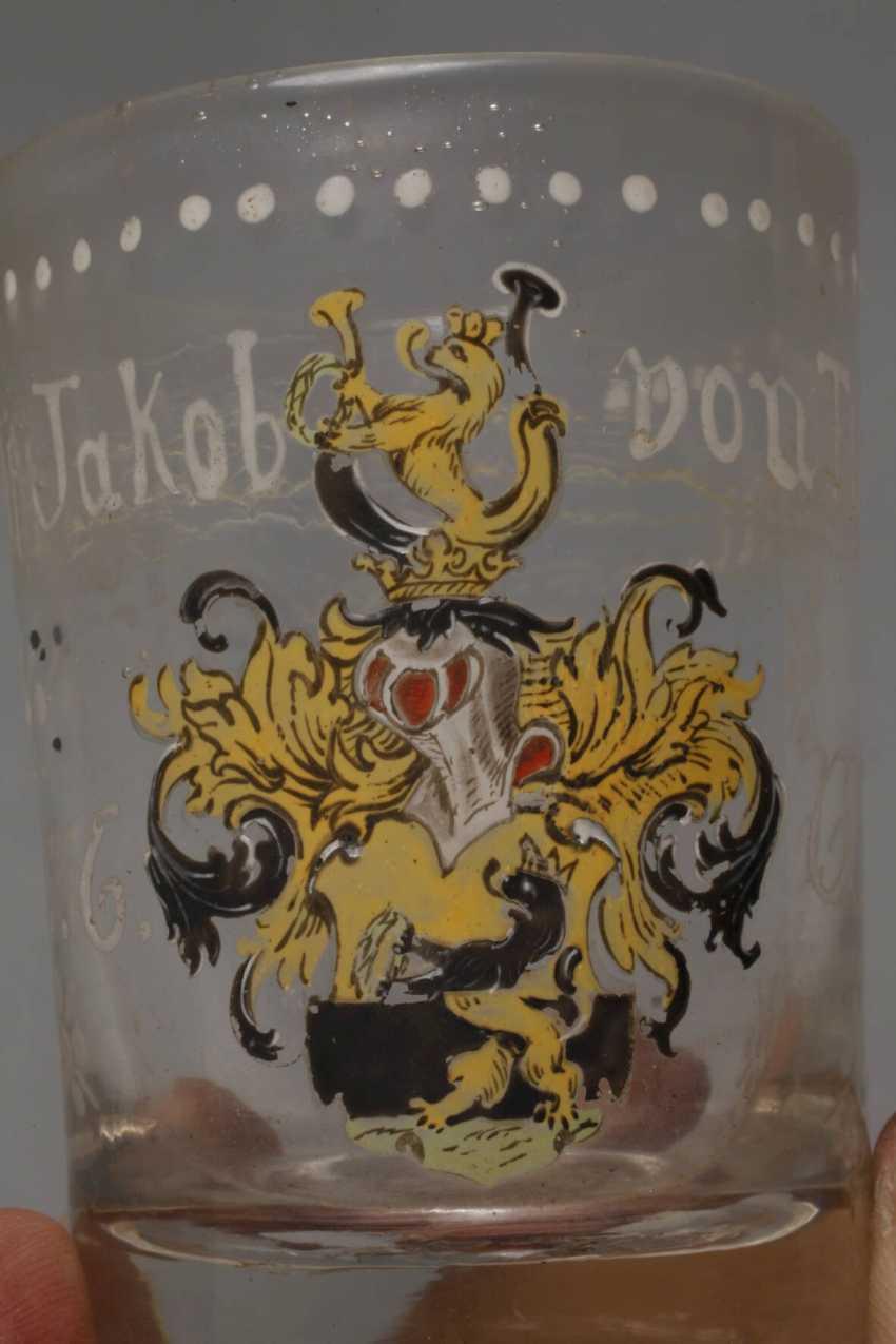 Fritz Heckert Coat Of Arms Mug - photo 2