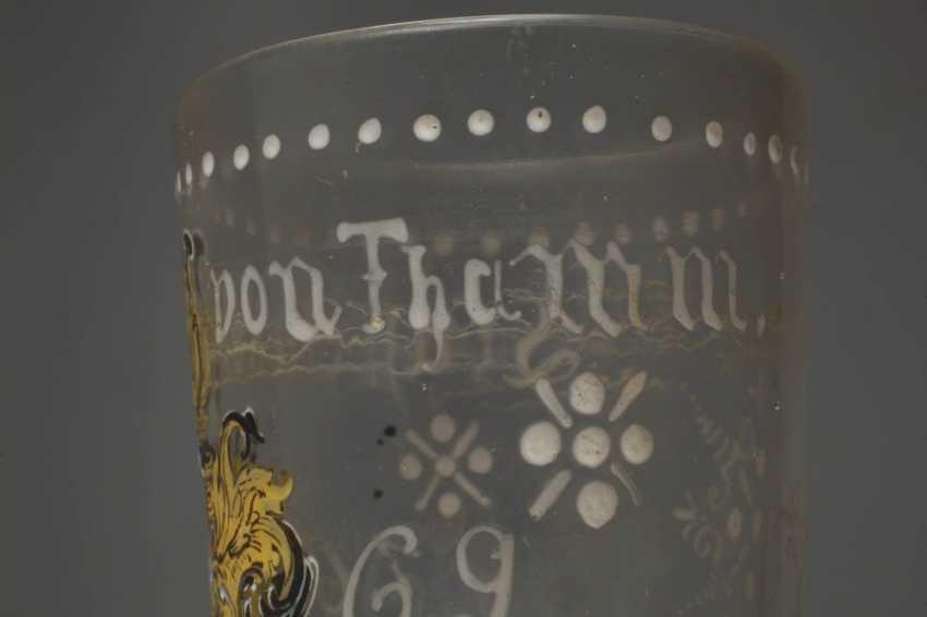 Fritz Heckert Coat Of Arms Mug - photo 5