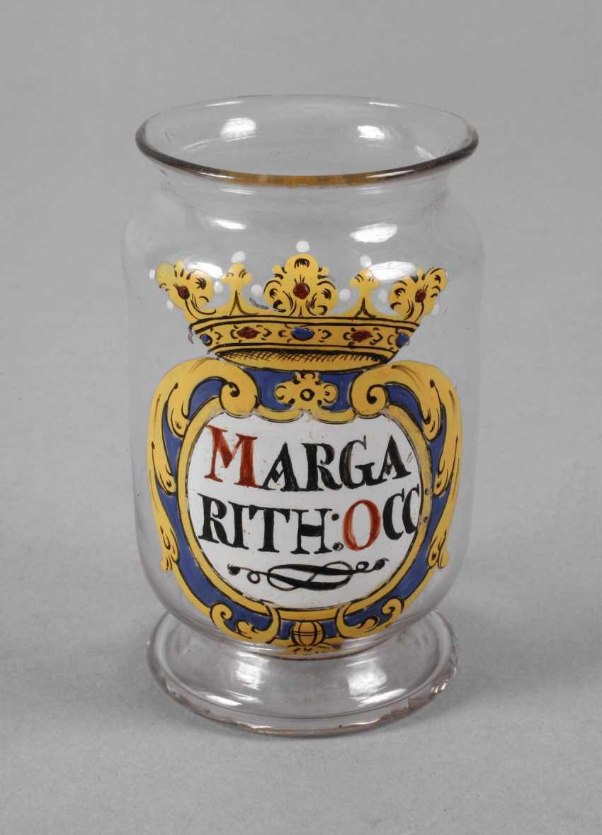 """Albarello """"MARGARITH:OCC"""" - photo 1"""