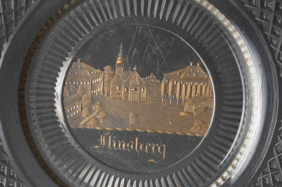 Three Souvenir Plates Biedermeier - photo 3