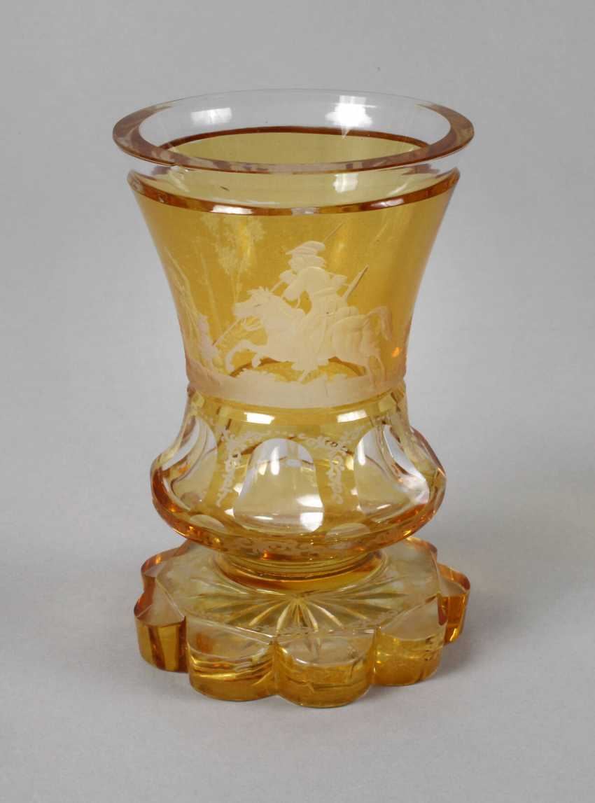 Cup Vase Biedermeier - photo 1