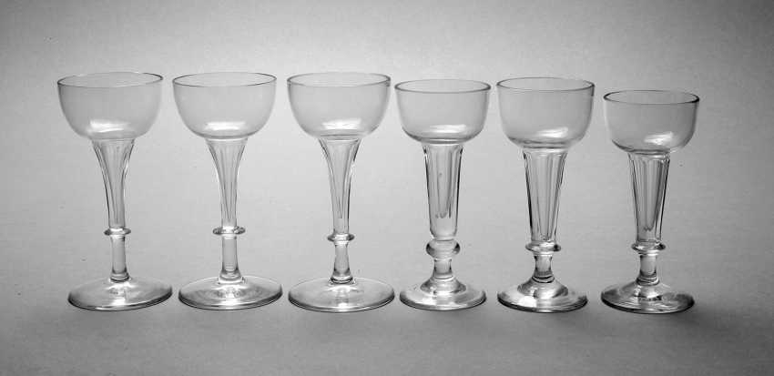 Six Liqueur Glasses - photo 1