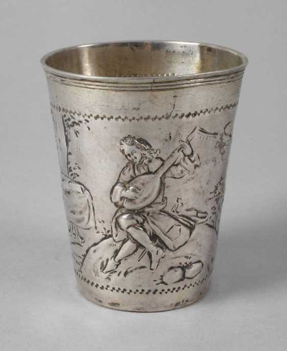 Silver early Baroque goblet of Gdansk - photo 1