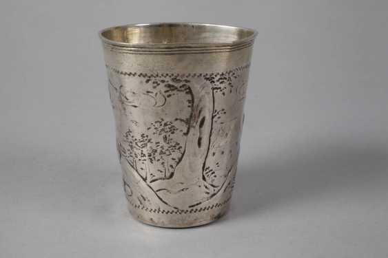 Silver early Baroque goblet of Gdansk - photo 2