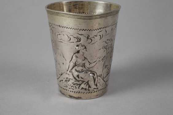 Silver early Baroque goblet of Gdansk - photo 3