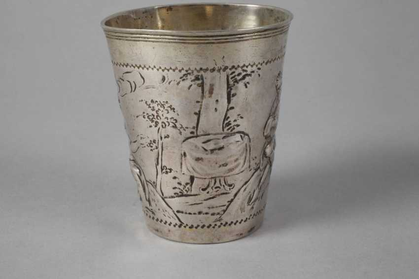 Silver early Baroque goblet of Gdansk - photo 4