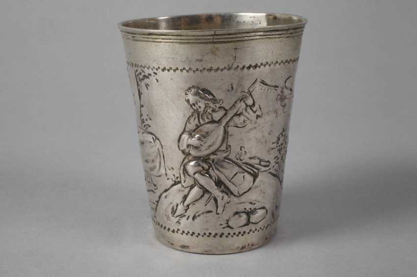 Silver early Baroque goblet of Gdansk - photo 5