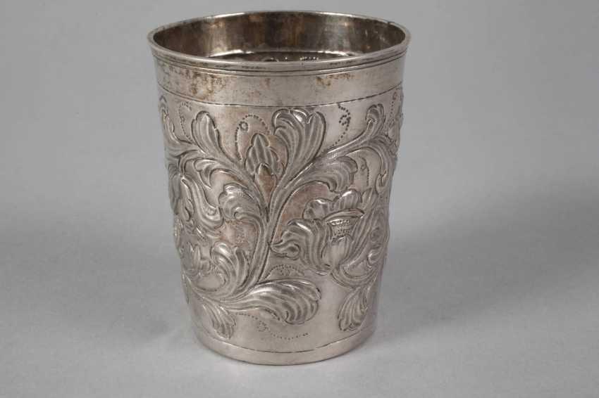 Russia Silver Cup, 1755 - photo 4