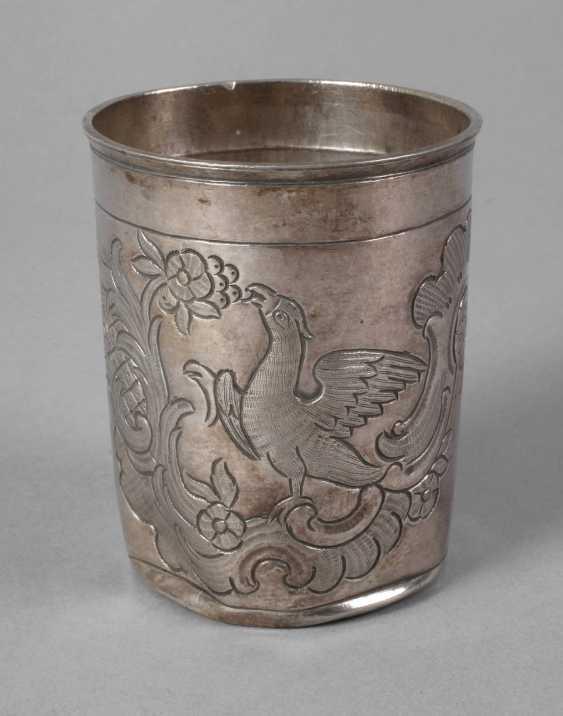 Russia Silver Beakers 1764 - photo 1