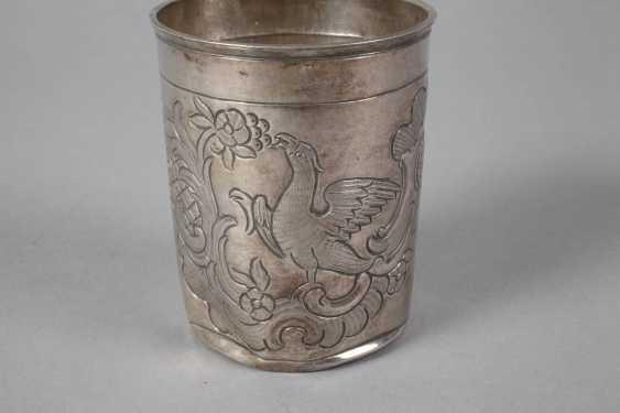 Russia Silver Beakers 1764 - photo 2
