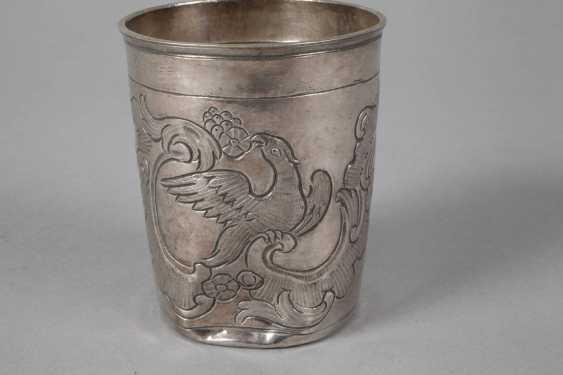 Russia Silver Beakers 1764 - photo 4