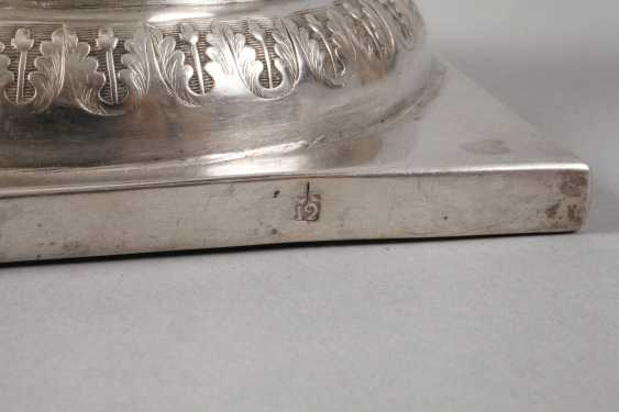 Neo-Classical Silver Candlesticks - photo 3