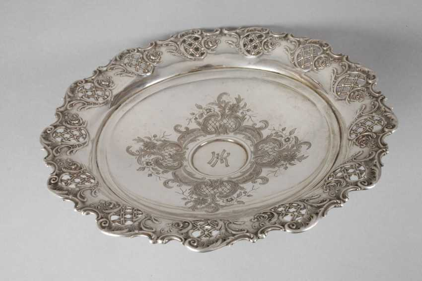 Silver Bowl Historicism - photo 2
