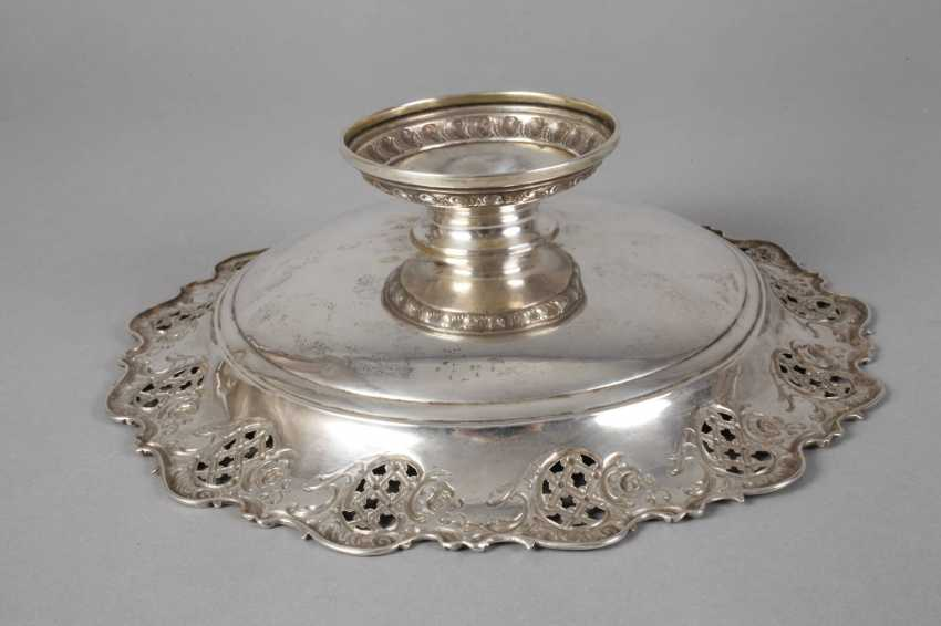 Silver Bowl Historicism - photo 3