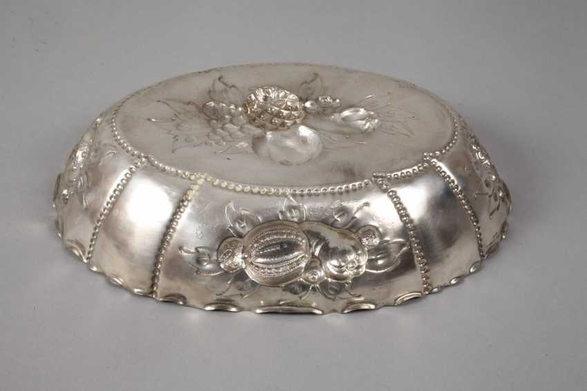 Silver Cup in Baroque style - photo 3