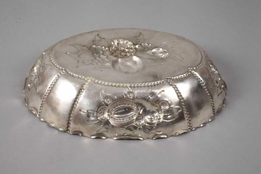 Silberschale dans le style Baroque - photo 3